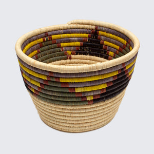 Uganda Craft Collection Basket 'Akiki'