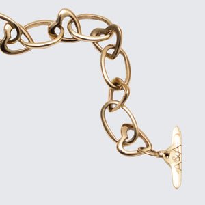 Upendo Hearts Large Link Chain Bracelet