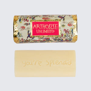 ARTHOUSE Unlimited Tubular Organic Soap 'Angels of the Deep'