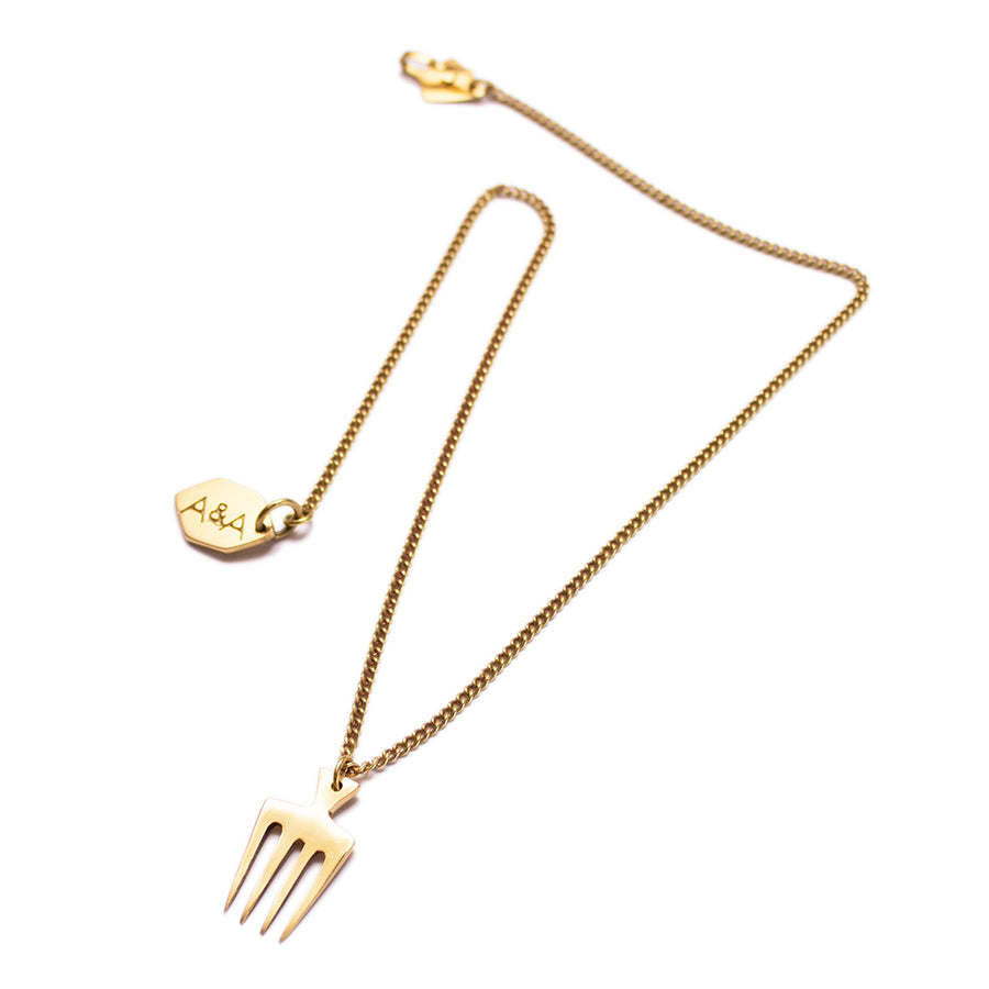 Comb Charm Necklaces