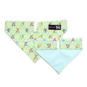 Emerald City Dog Bandana