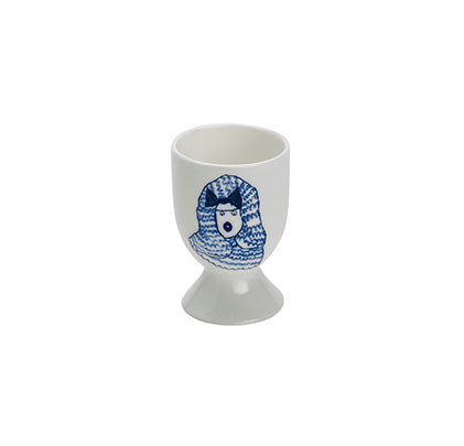 ARTHOUSE Unlimited Egg Cup 'Poodle Doodle'