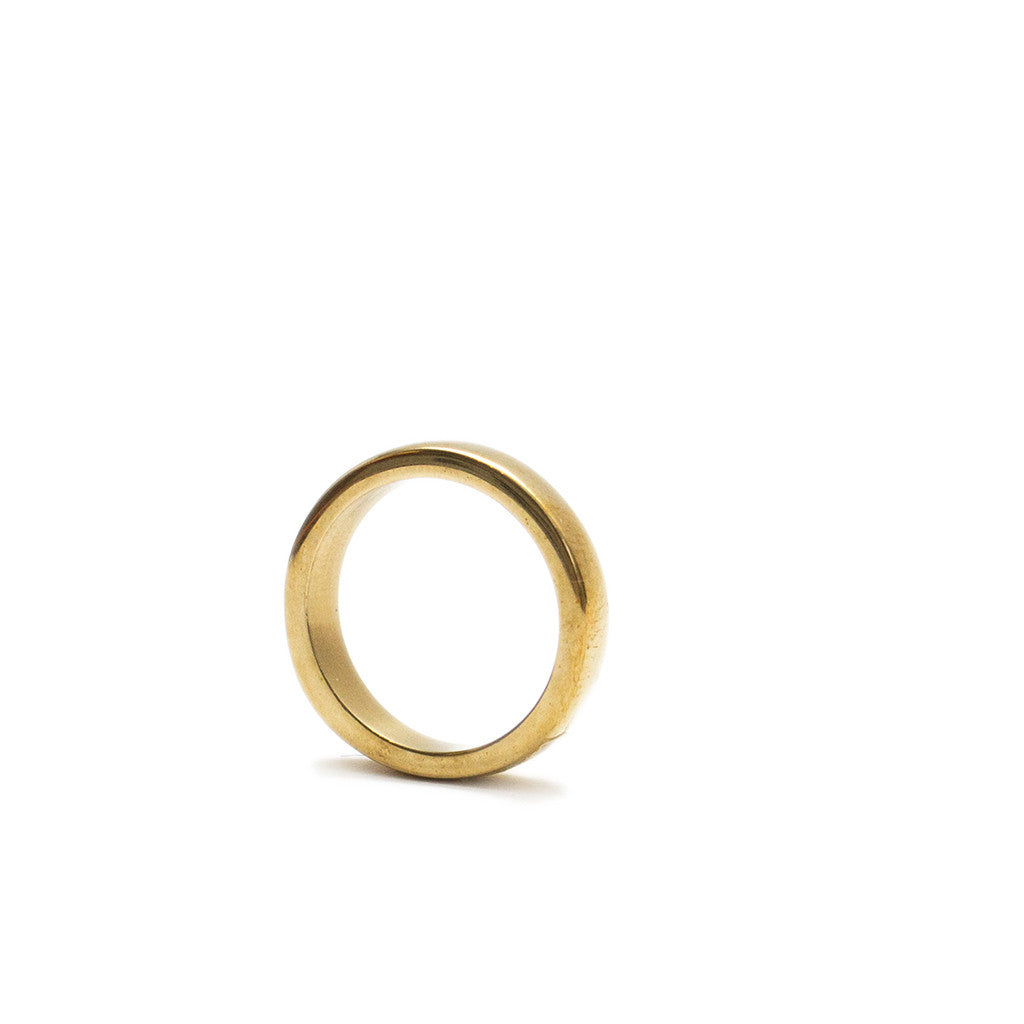 Equator Ring by sustainable brand Artisans and Adventurers