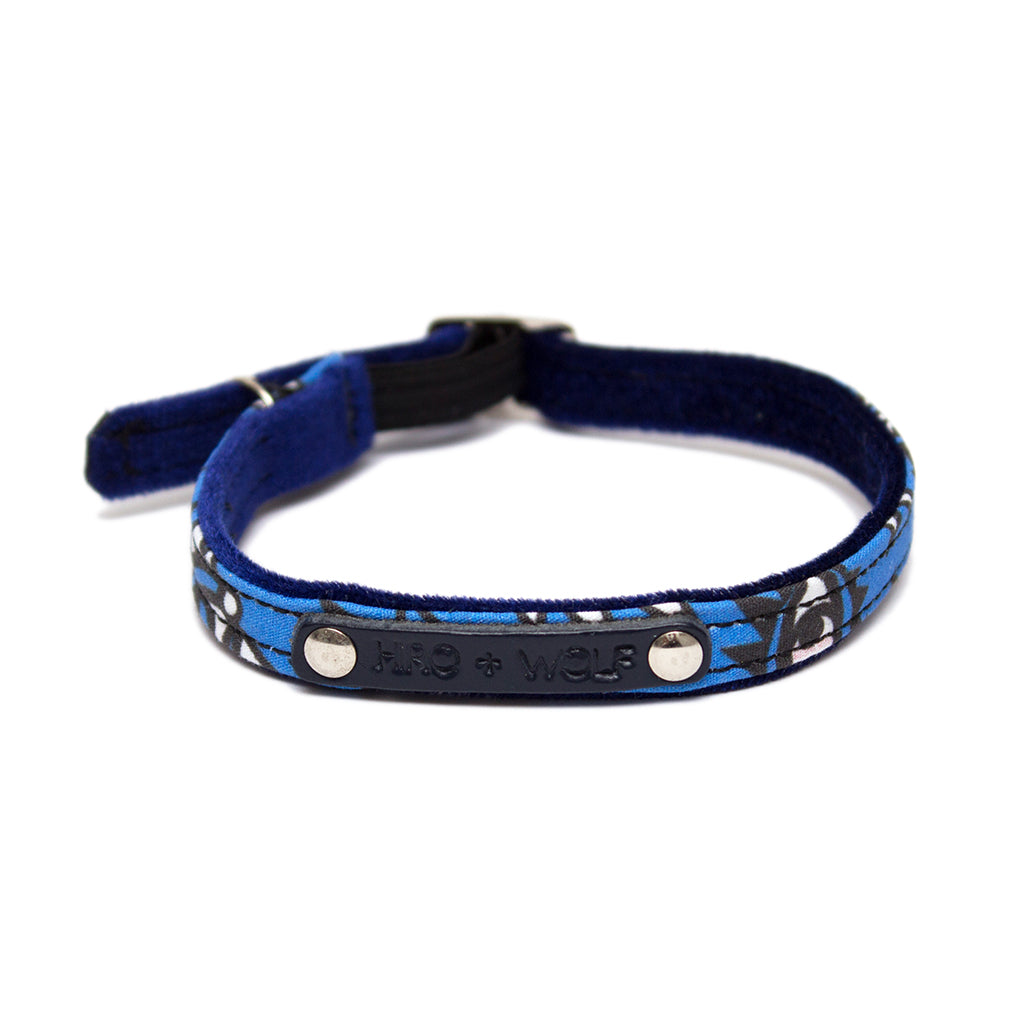 Eyes Cat Collar