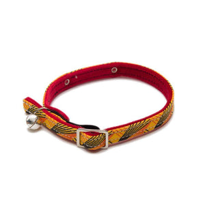 Fireworks Cat Collar