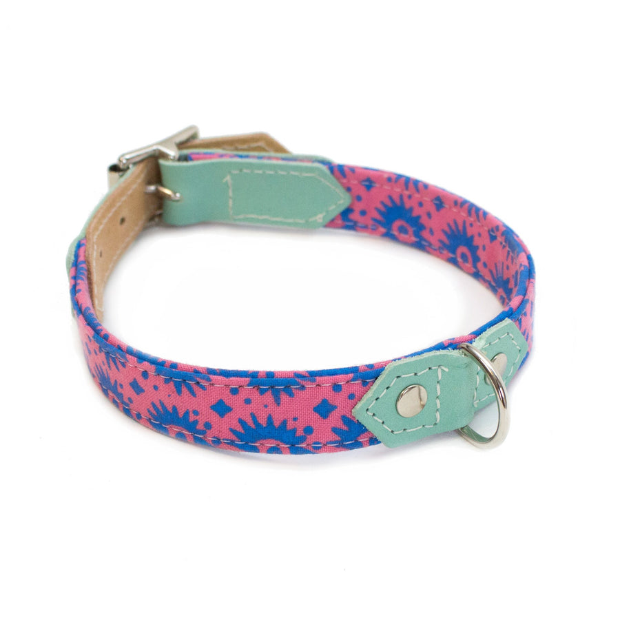 Nebula Dog Collar