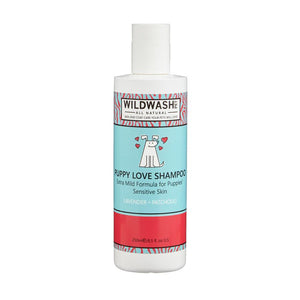 WILD WASH Dog Shampoo 'Puppy Love'