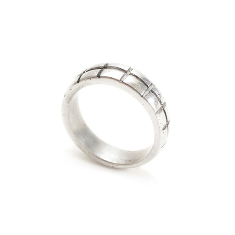 Satellite Spherical Ring Aluminium