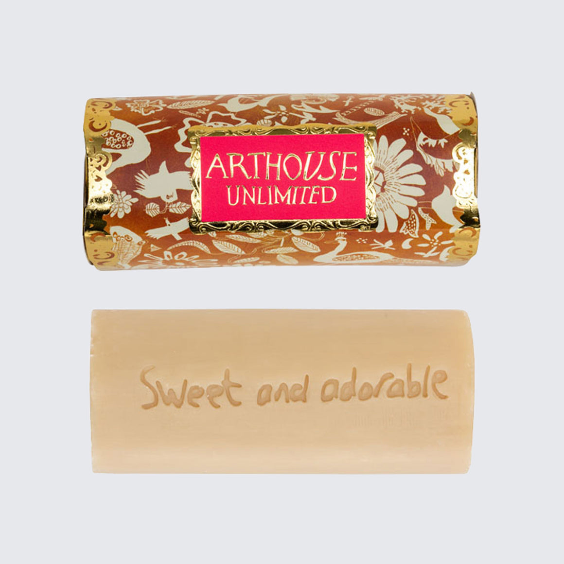 ARTHOUSE Unlimited Tubular Organic Soap Serendipity 'Hazy, Hot Orchard'