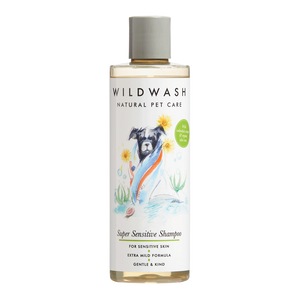 Wildwash Dog Shampoo 'Super Sensitive'
