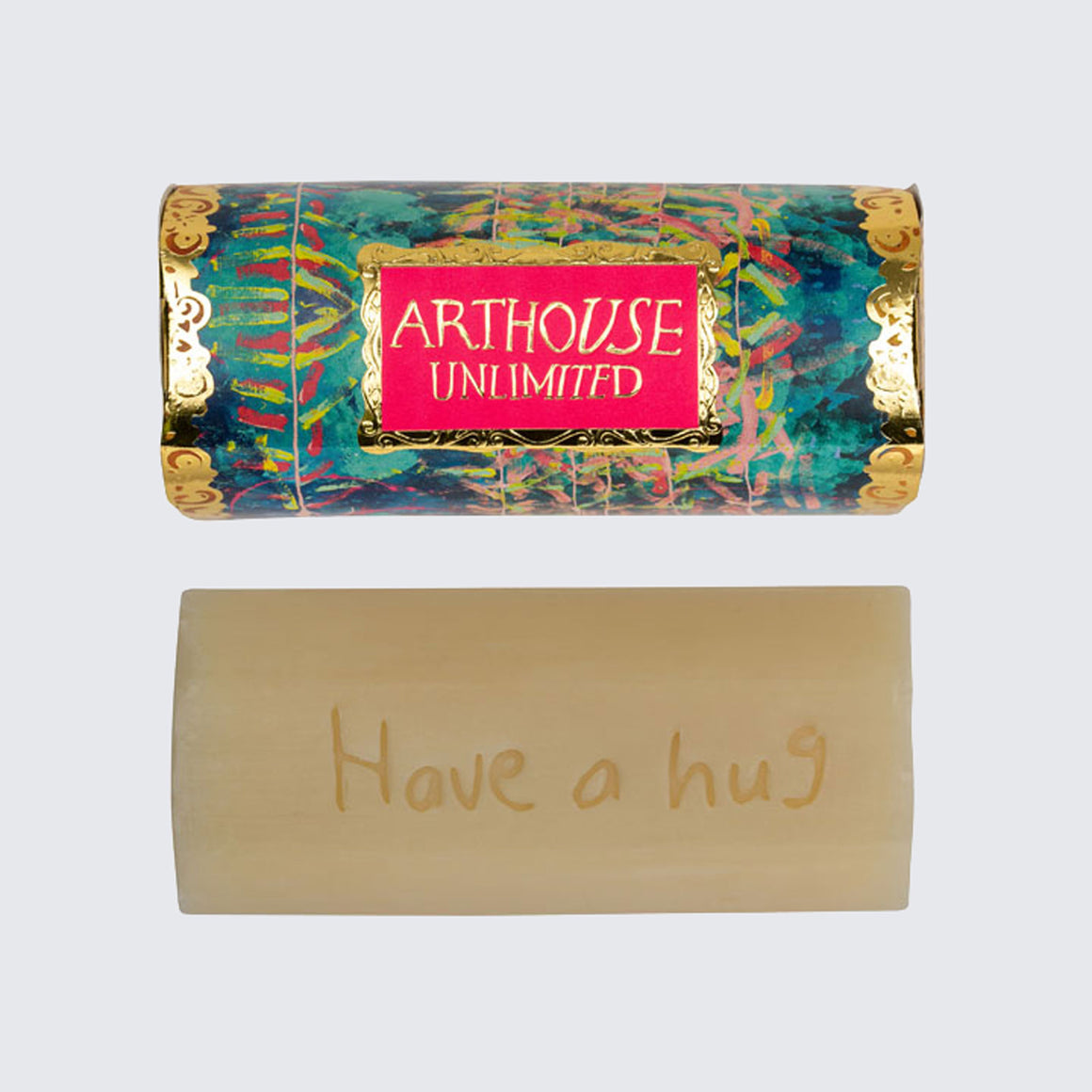 ARTHOUSE Unlimited Tubular Organic Soap 'Underwater Black Pomegranate'
