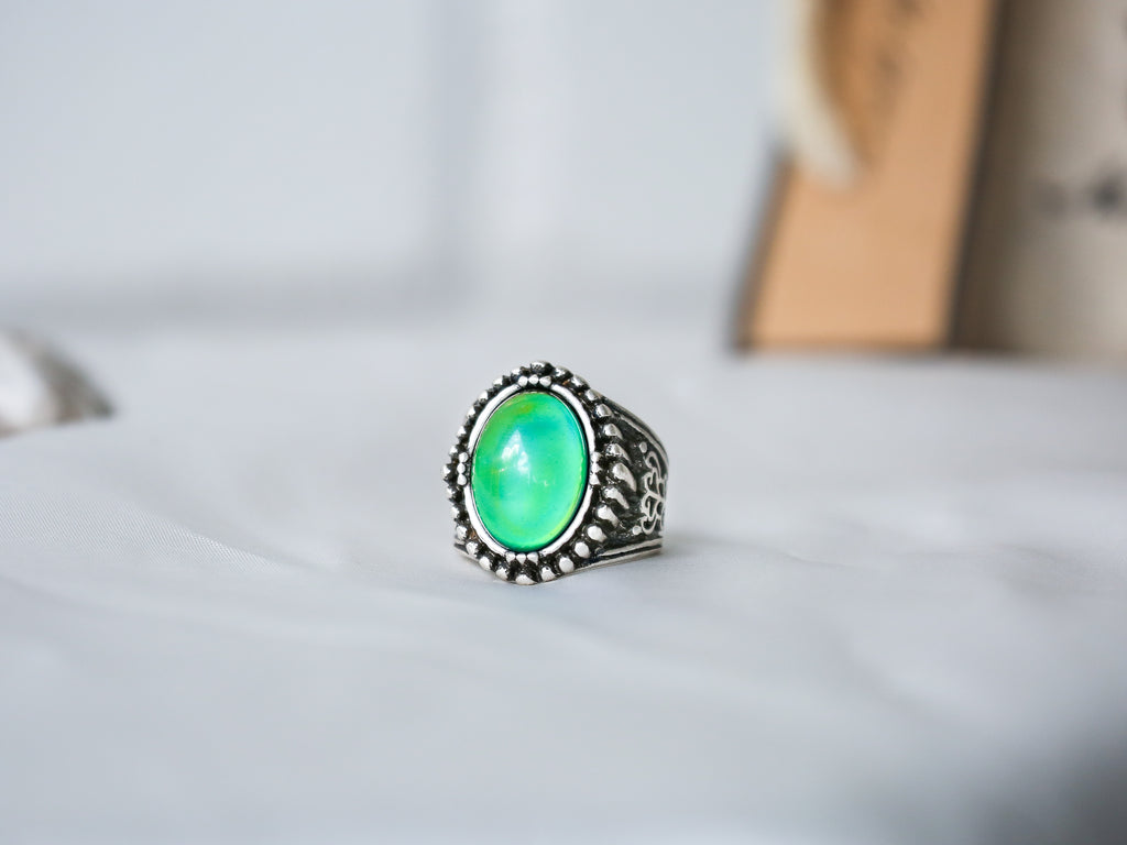 Elite Royal Design Mood Ring - Mitpaw