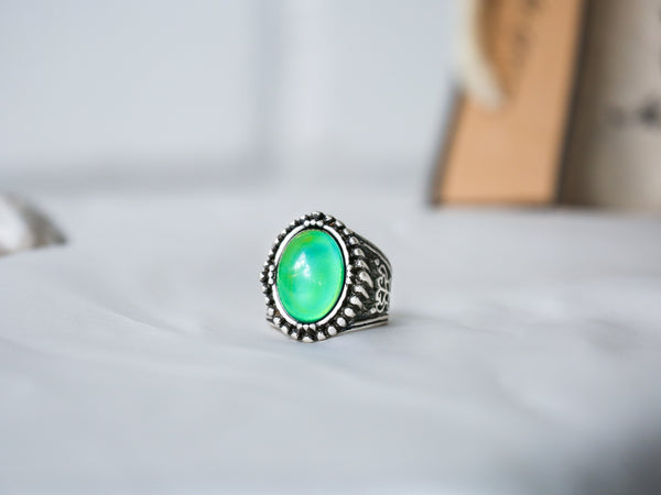 Elite Royal Design Mood Ring