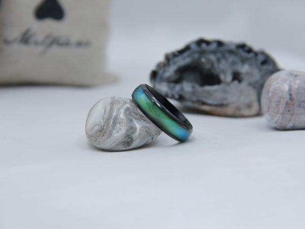 Stainless Steel Mood Rings