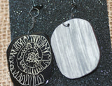 Nautilus Necklace and Earring Set