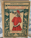 1908 Stories of Little Fishes Book