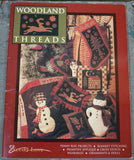 Woodland Threads Instruction & Patterns Book