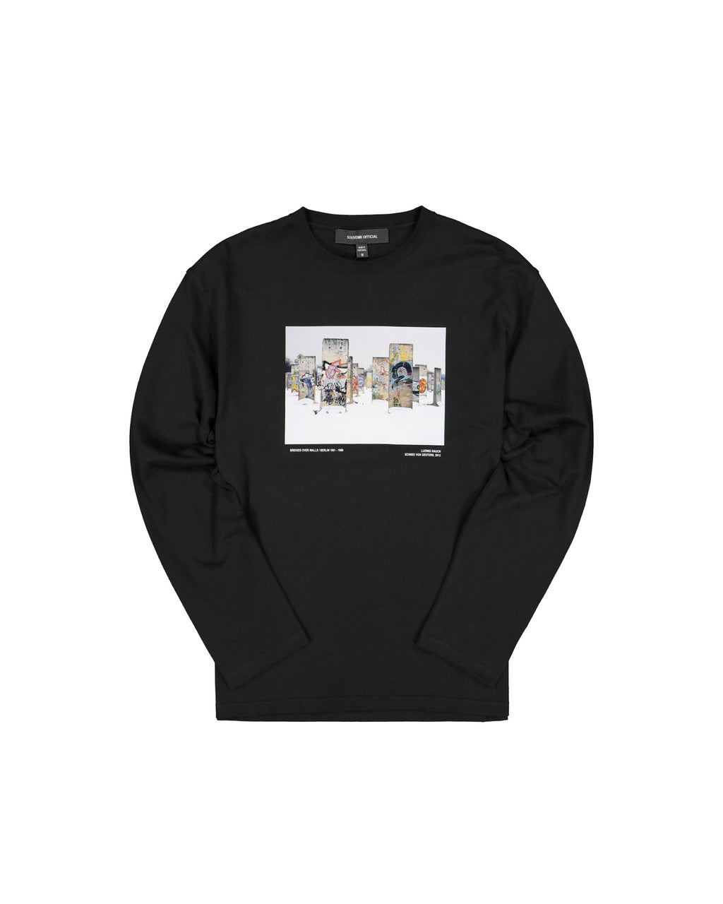 BRIDGES OVER WALLS LONGSLEEVE