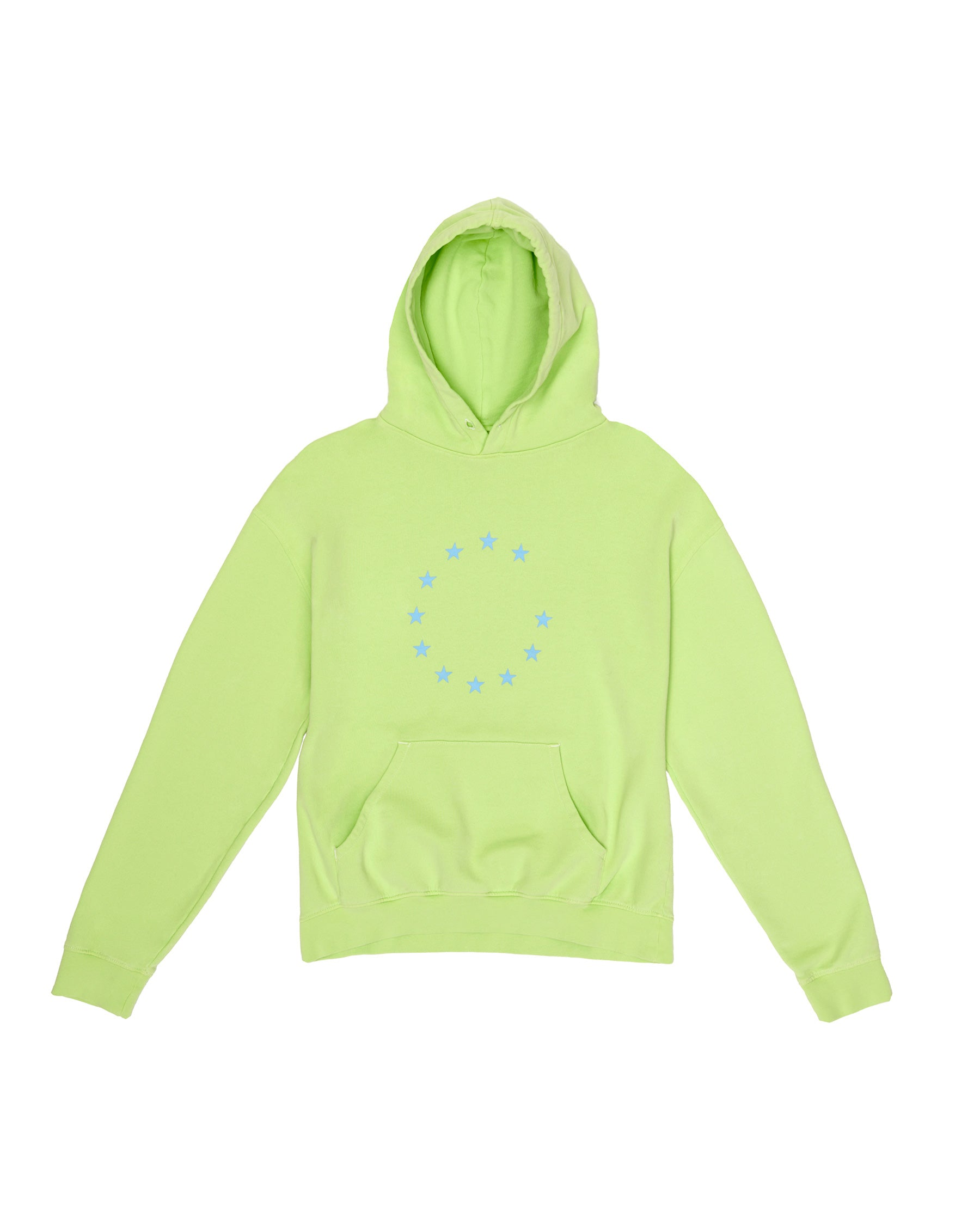 PROTECT PEACE HOODIE LIME