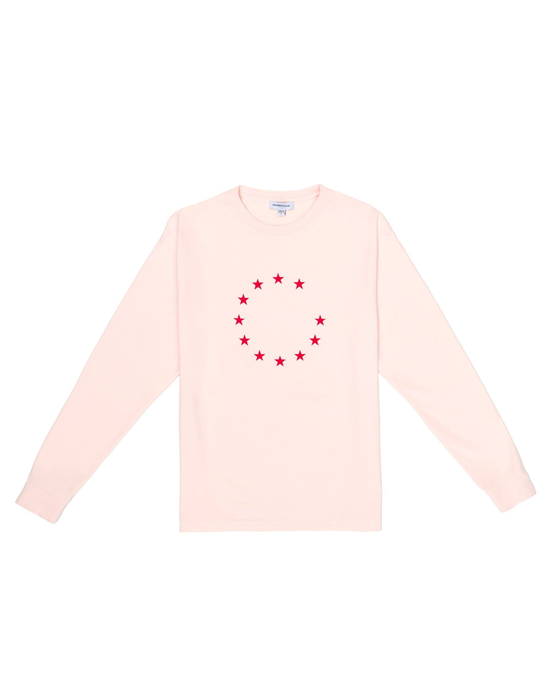 PROTECT PEACE LONGSLEEVE ROSE