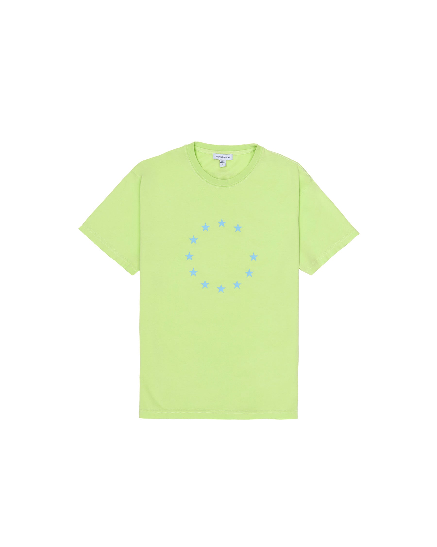 PROTECT PEACE T-SHIRT LIME