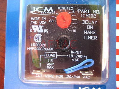 Delay on Make Timer - Replacement - ICM102B
