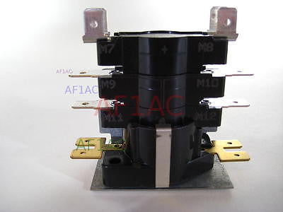 Electric Heat Relay 24V Control Sequencer 42-23116-09