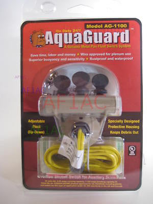 AquaGuard Model AG-1100 - Overflow Shutoff