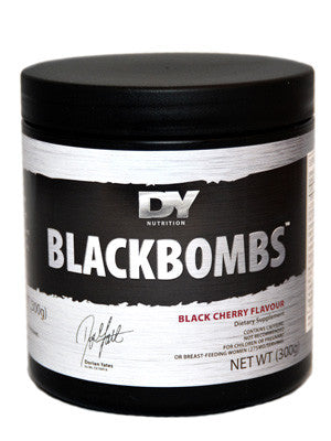 BLACK BOMBS TUB