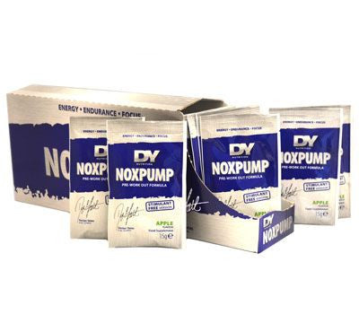 NOXPUMP STIM FREE BOX