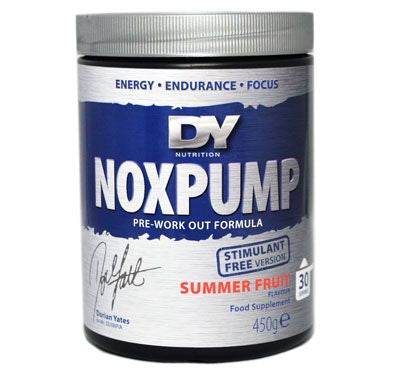 NOXPUMP TUB STIM FREE