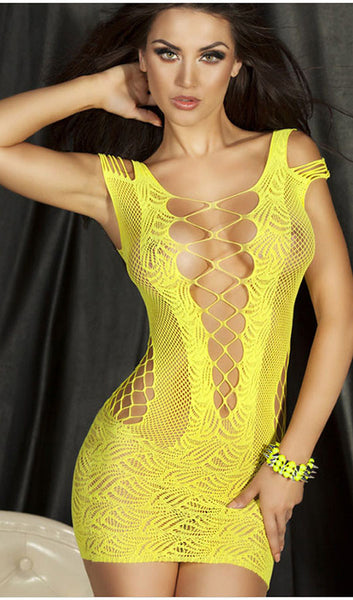 Lace Up Nightgown