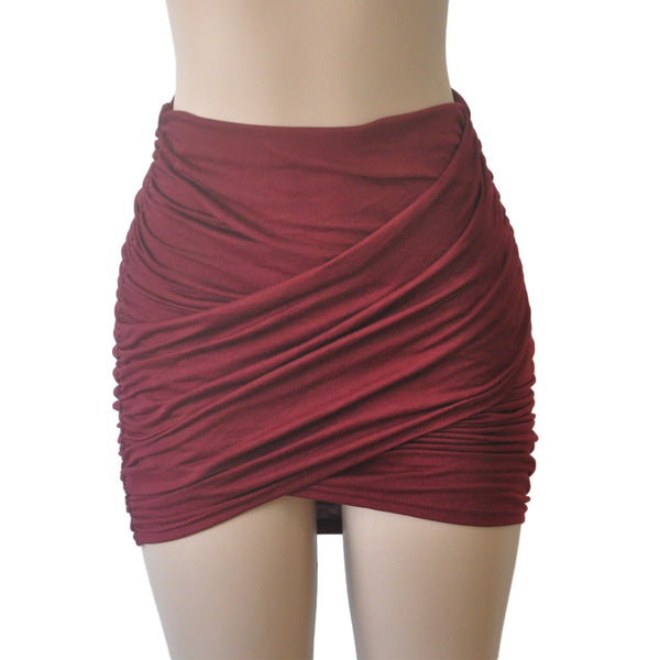 Romoti Folded Skirt