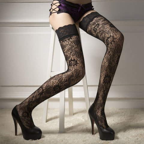 9362a84a4 Black Lace Stockings – romoti