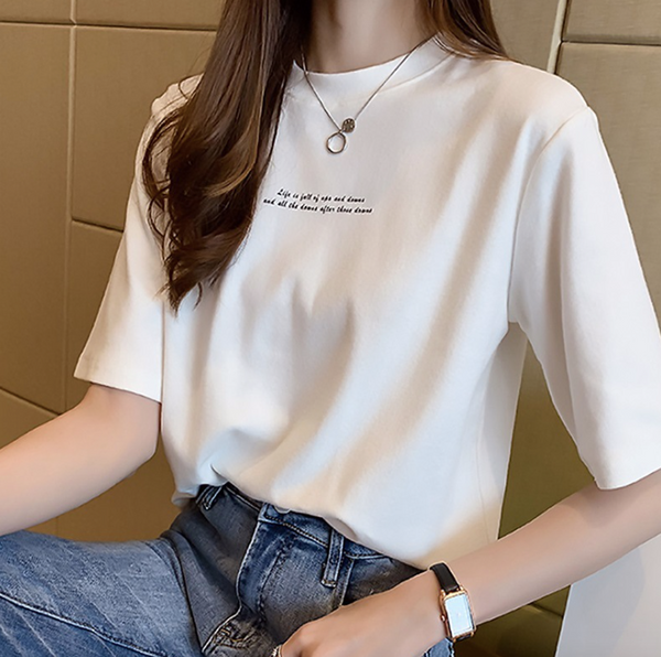 Casual Cottons T-Shirt