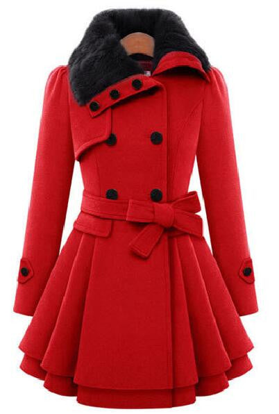 Romoti Better Day Wool Coat