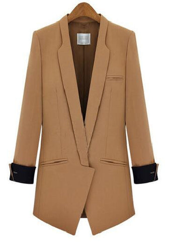 Romoti Fall Day Suit Jacket