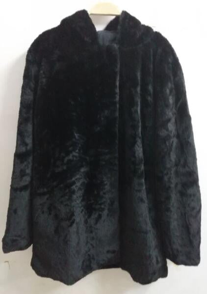 Romoti For Winter Here Faux Fur Hooded Coat