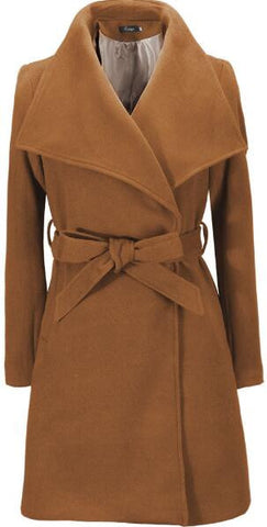 Romoti Get Your Love Lapel Coat