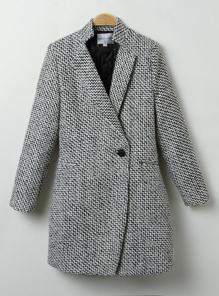 Romoti See You Tonight Woven Coat