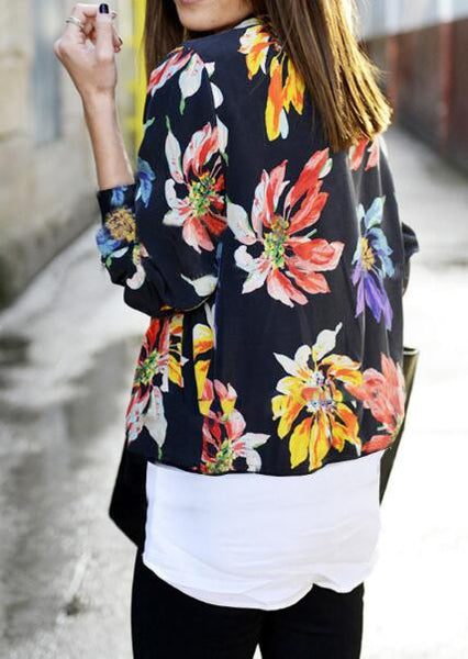 Romoti Start With Floral Coat