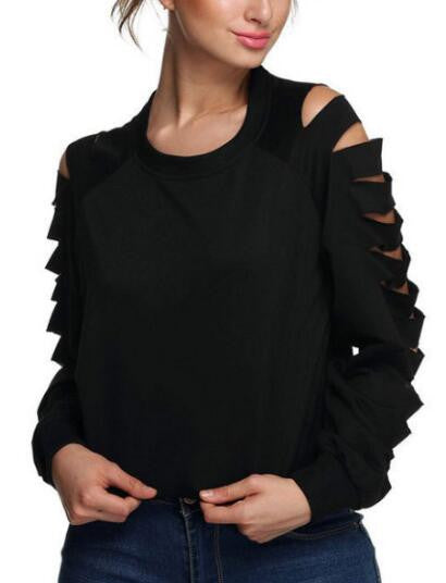 Romoti Stay Cute Cut Out Top
