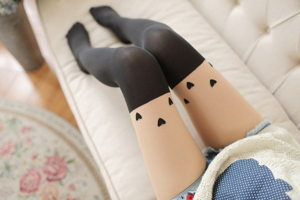 Splicing Stockings