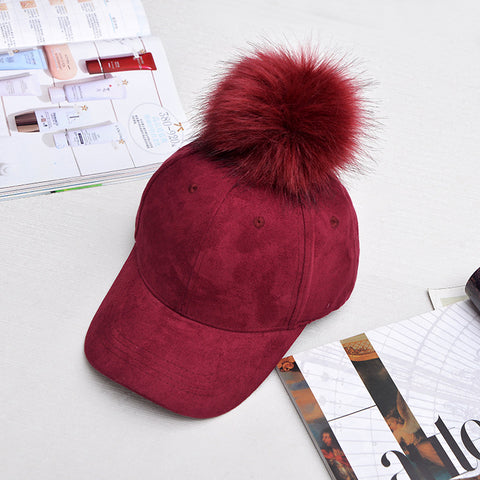 Velvet Candy Color Hats