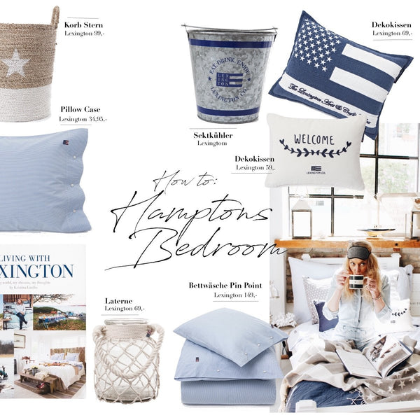 How To: Waking up in the Hamptons!
