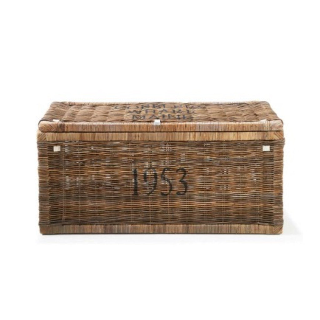 Riviera Maison Cobblers Wharf Trunk klein - LAZY SUNDAY LAZY SUNDAY