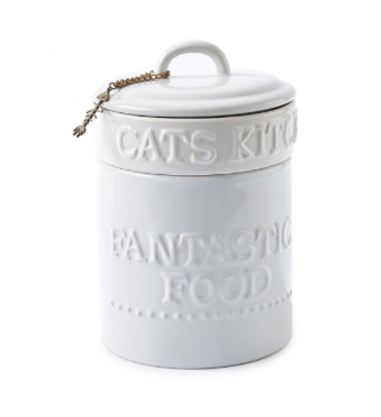 Katzenfutter Dose Cats Kitchen Jar