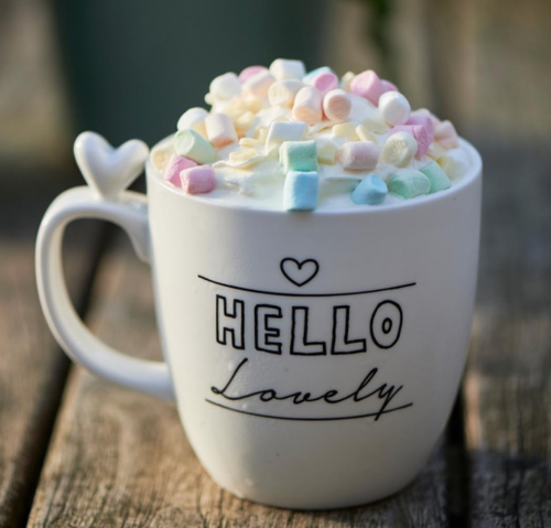Tasse Hello Lovely Mug