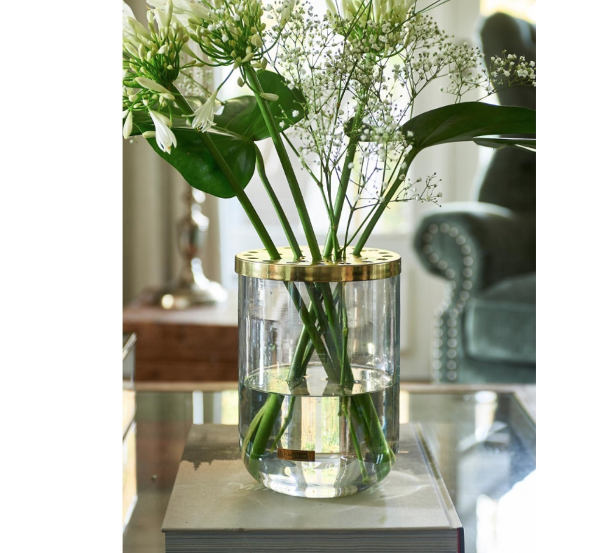 Vase Flower Styling Vase