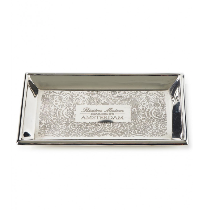 RM Paisley Serving Tray